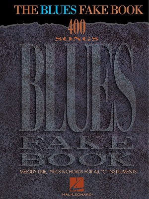 BLUES FAKEBOOK - C INSTRUMENTS