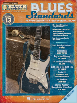 Blues Standards - Blues Play-Along Volume 13