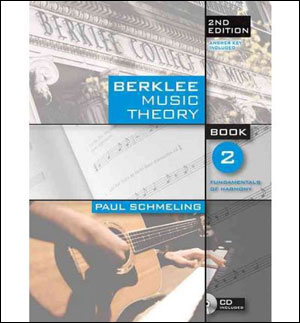 Berklee Music Theory - Book 2 - Fundamentals of Harmony (2nd Edition)