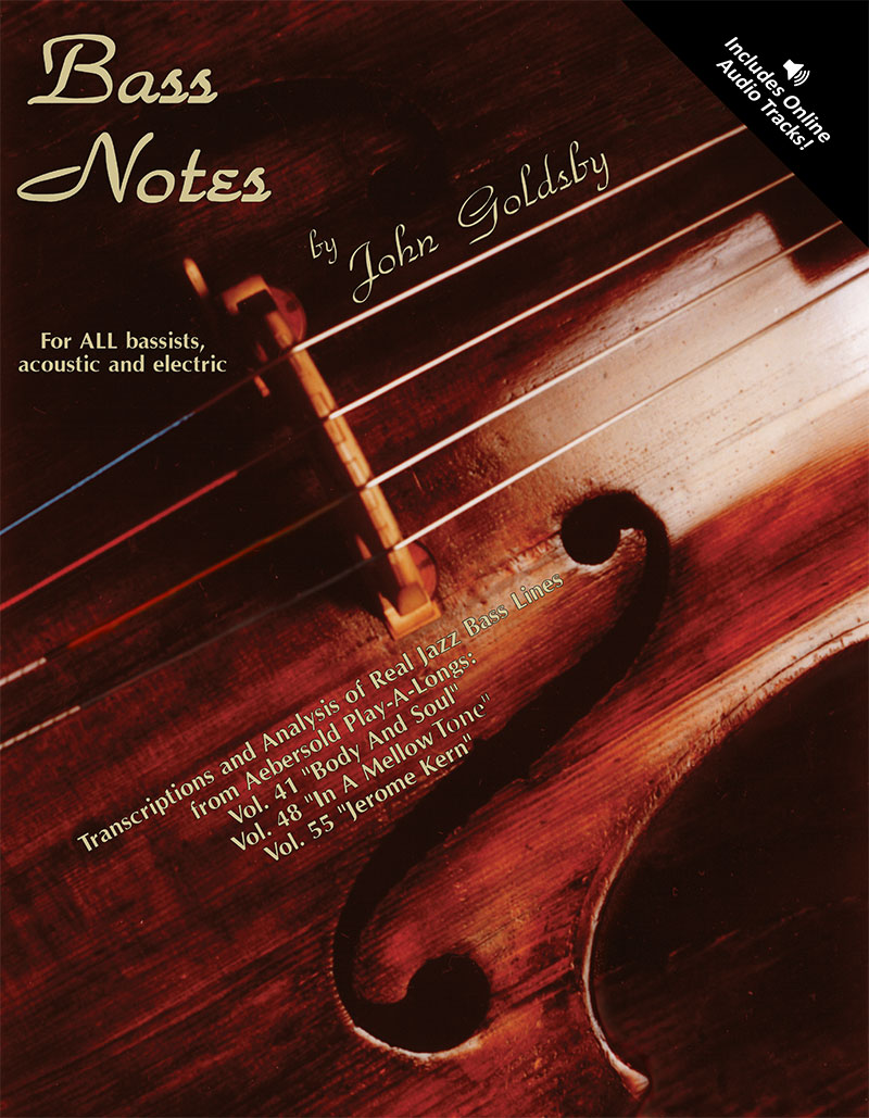 Bass Notes - Book/CD