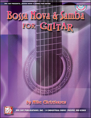 Bossa Nova & Samba For Guitar