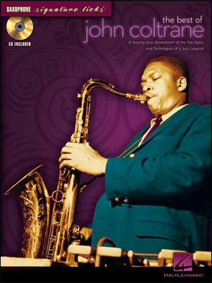The Best of John Coltrane - Book/CD