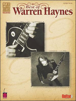 Best of Warren Haynes