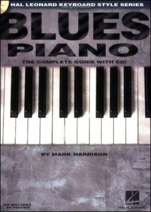 BLUES PIANO - Hal Leonard Keyboard Style Series