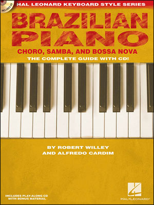 Brazilian Piano - Hal Leonard Keyboard Style Series