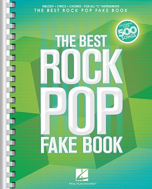 THE BEST ROCK POP FAKE BOOK