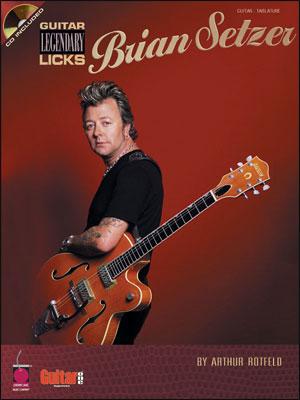 Brian Setzer - Guitar Legendary Licks