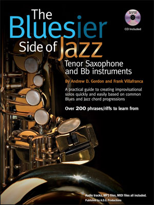 The Bluesier Side Of Jazz for Tenor Sax and Bb instruments