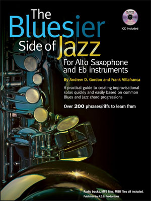 The Bluesier Side Of Jazz for Alto Sax and Eb instruments
