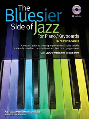 The Bluesier Side of Jazz for Piano/Keyboards