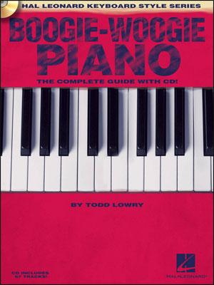 Boogie-Woogie Piano - Hal Leonard Keyboard Style Series