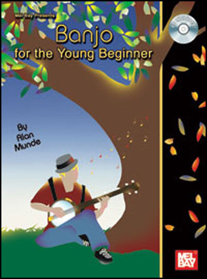 Banjo for the Young Beginner Book/CD Set
