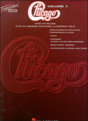Chicago - Transcribed Score