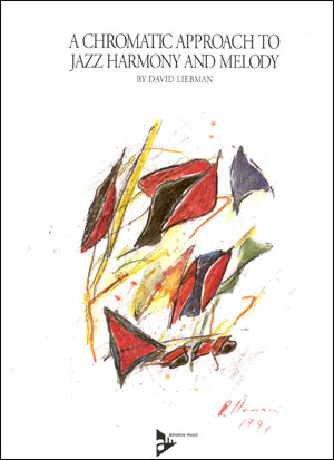 A Chromatic Approach To Jazz Harmony And Melody Book/Online Audio