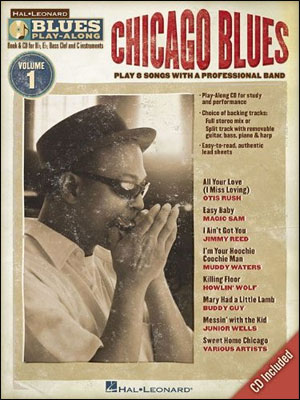 Chicago Blues - Blues Play-Along Volume 1