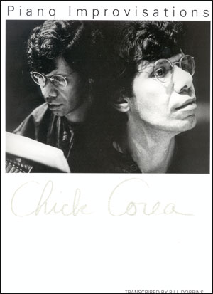 Chick Corea Piano Improvisations Volume 1