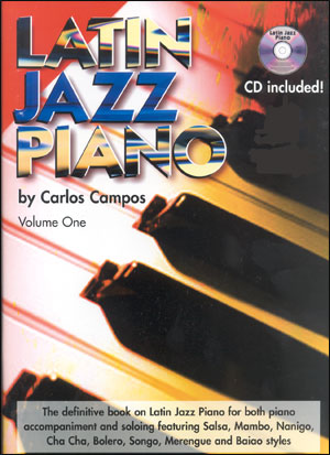 Carlos Campos Latin Jazz Piano