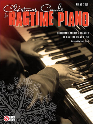 Christmas Carols for Ragtime Piano