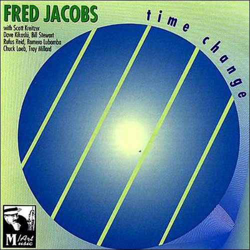 Fred Jacobs - Time Change - CD