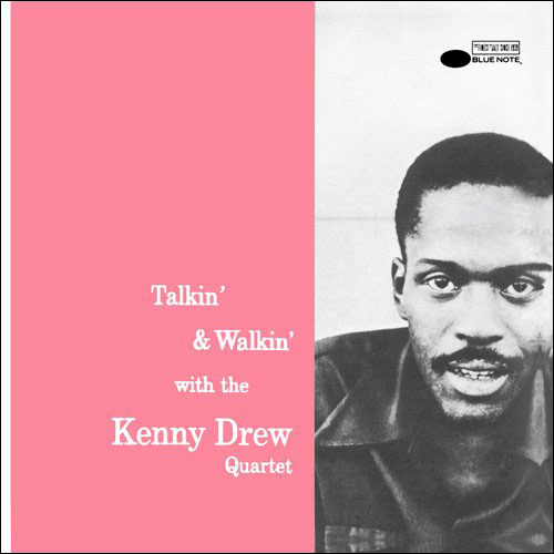 Talkin' & Walkin' with the Kenny Drew Quartet - CD