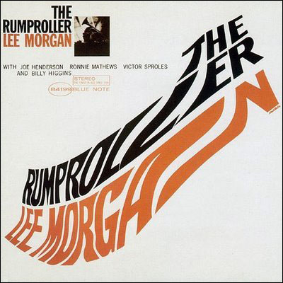 Lee Morgan - The Rumproller - CD