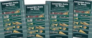 Compatible Duets for Winds - Clarinet, Trumpet, Euphonium T.C., B Flat Tenor Saxophone