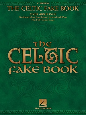 CELTIC FAKE BOOK - C EDITION