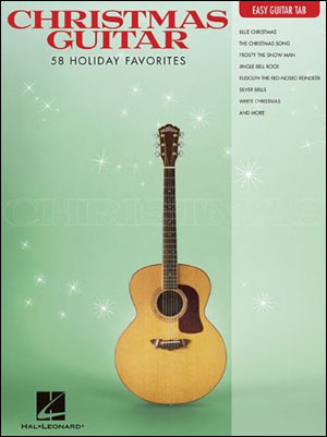 Christmas Guitar (with TAB)
