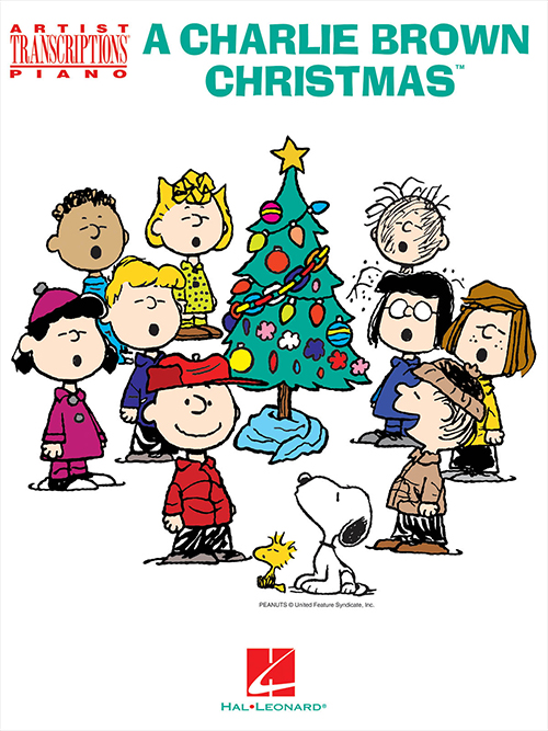 A Charlie Brown Christmas - Artist Transcriptions Piano
