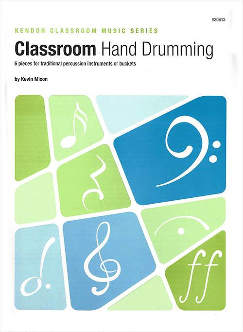 Classroom Hand Drumming