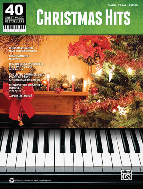 Christmas Hits - Piano/Vocal/Guitar Songbook