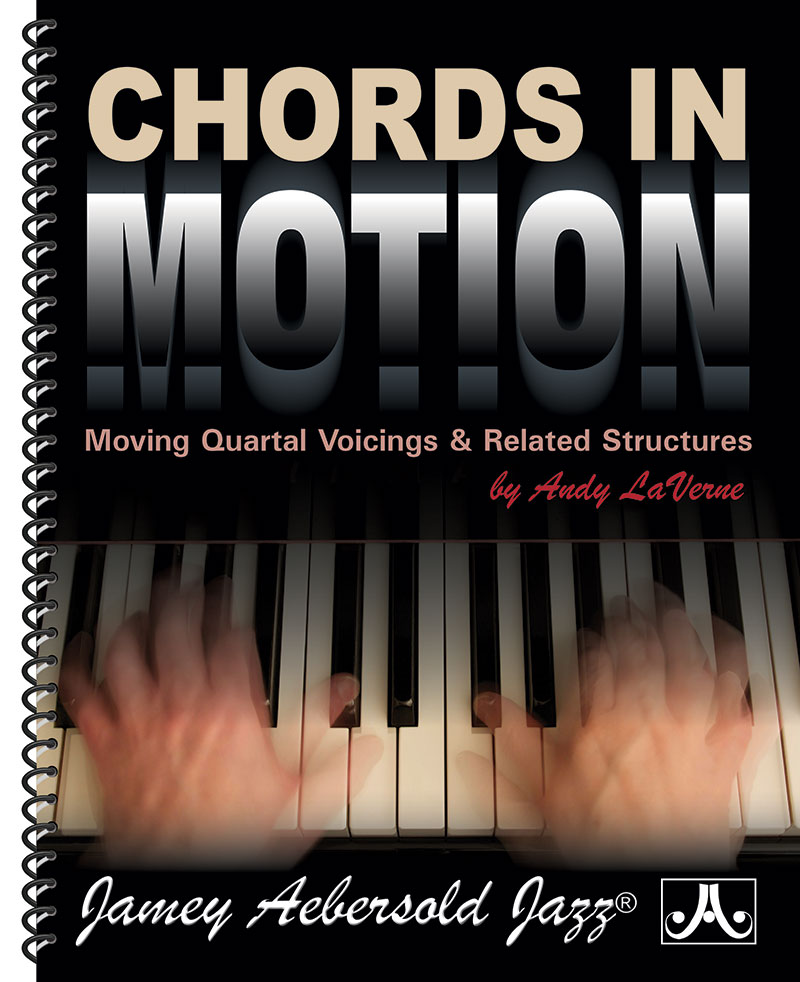 Chords In Motion - Book by Andy Laverne