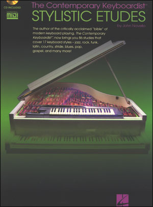 The Contemporary Keyboardist Stylistic Etudes