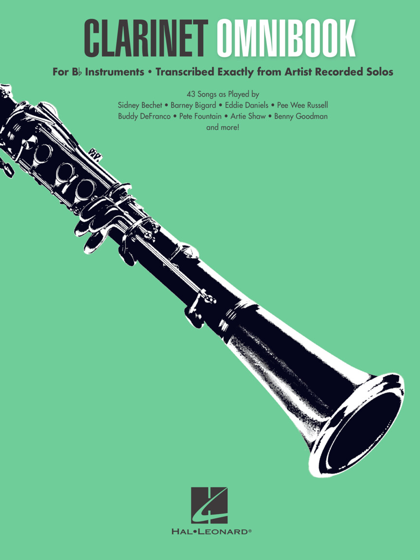 The Clarinet Omnibook