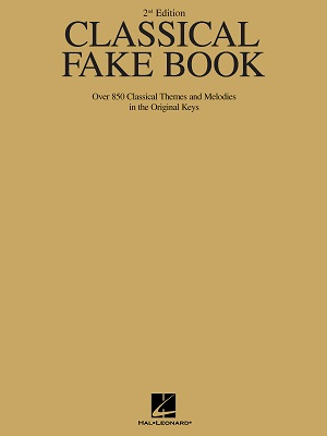 CLASSICAL FAKE BOOK - 2ND EDITION