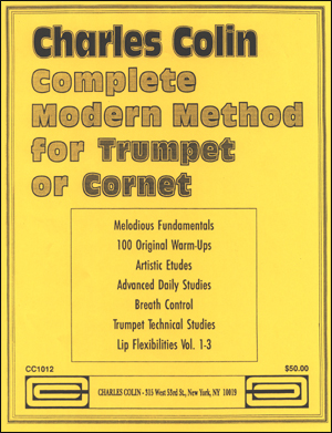 Complete Modern Method for Trumpet or Cornet