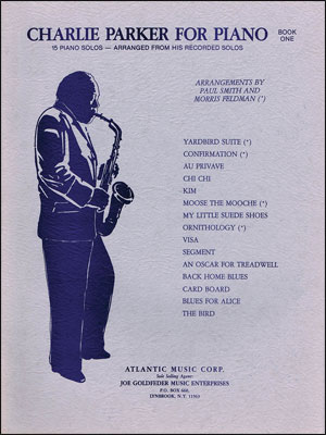 Charlie Parker For Piano - Volume 1