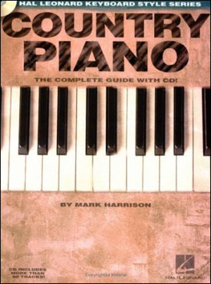 COUNTRY PIANO - Hal Leonard Keyboard Style Series
