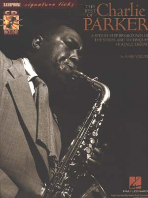 Best Of Charlie Parker (Signature Licks Series)