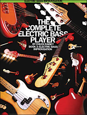 The Complete Electric Bass Player Volume 3