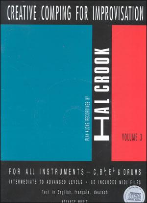 Creative Comping For Improvisation - Volume 3