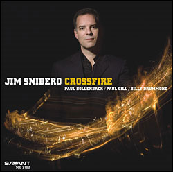 Jim Snidero - Crossfire CD