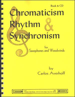 Chromaticism, Rhythm & Synchronism - Book/CD