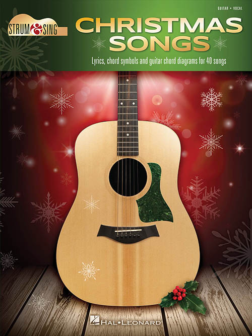 Christmas Songs - Guitar/Vocal Songbook