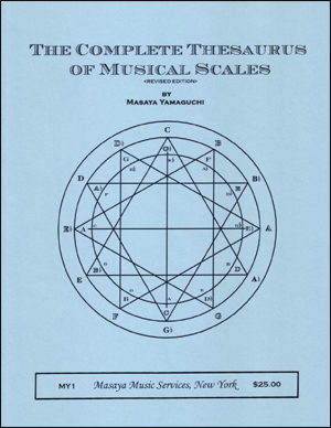 The Complete Thesaurus of Musical Scales
