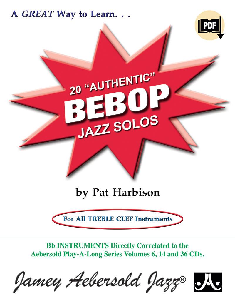 20 Authentic Bebop Solos