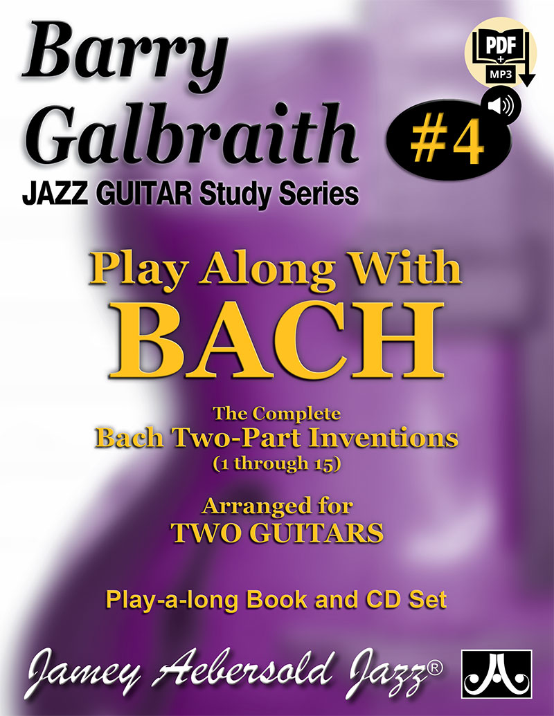 Barry Galbraith - Play Along With Bach