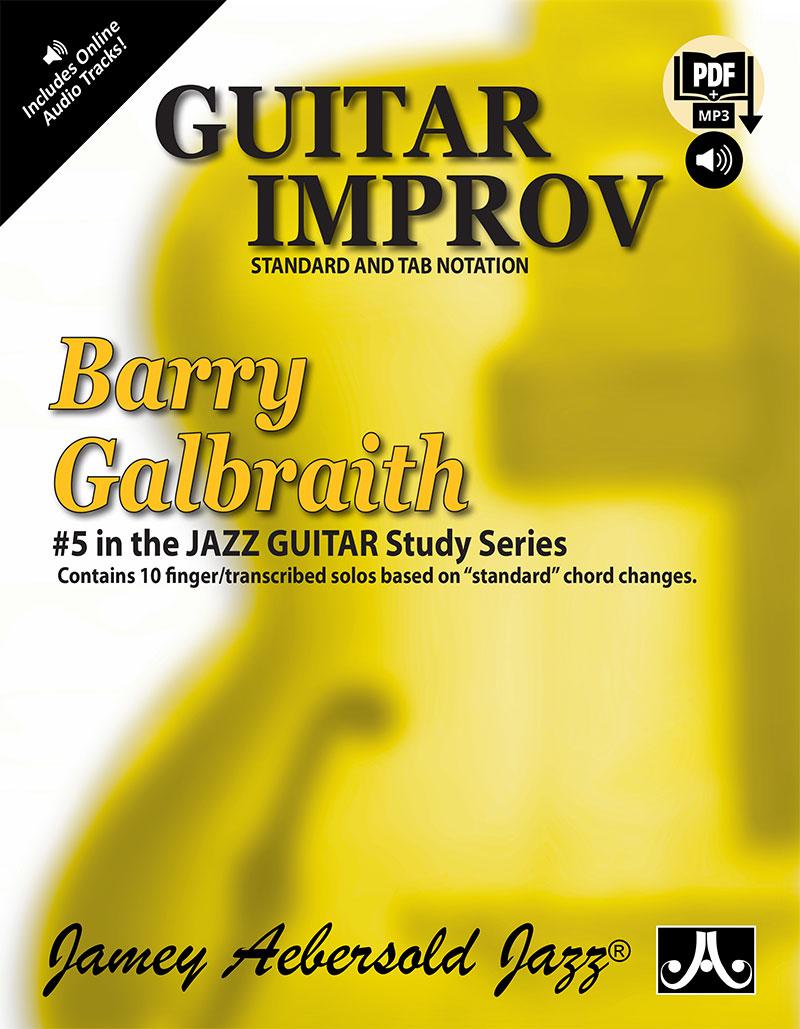 Barry Galbraith - Guitar Improv