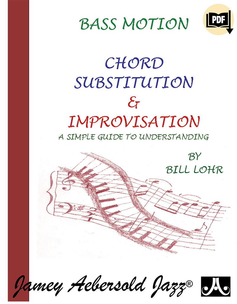 Bass Motion - Chord Substitution and Improvisation