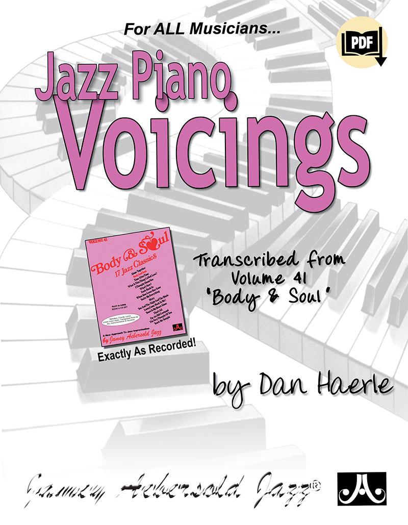 Piano Voicings: Body & Soul